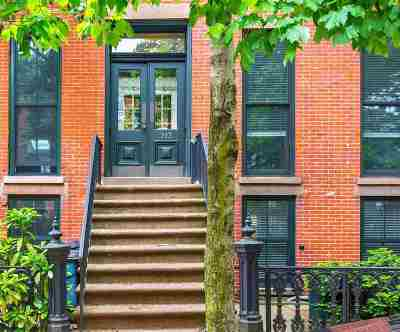 Jersey City Condo/Townhouse For Sale: 213 7th St #1