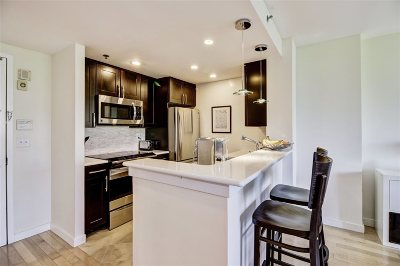 Jersey City Condo/Townhouse For Sale: 65 2nd St #408