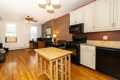 Hoboken Condo/Townhouse For Sale: 77 Garden St #4