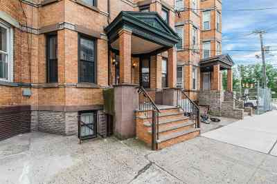 Jersey City Condo/Townhouse For Sale: 378 Baldwin Ave #8