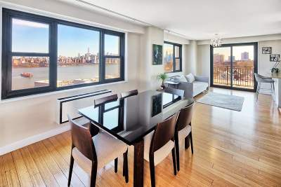 North Bergen Condo/Townhouse For Sale: 7855 Blvd East #7J