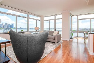 Jersey City Condo/Townhouse For Sale: 25 Hudson St #903