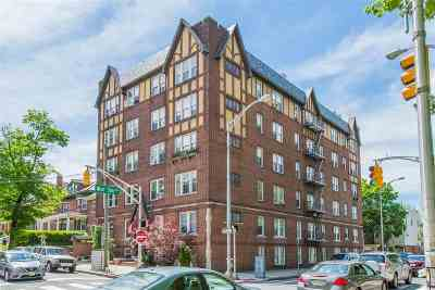 Jersey City Condo/Townhouse For Sale: 149 Bentley Ave #E5