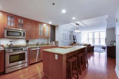 Hoboken Condo/Townhouse For Sale: 1125 Maxwell Lane #546