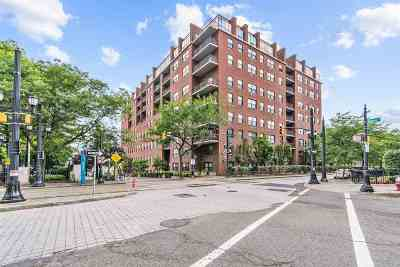Jersey City Condo/Townhouse For Sale: 1 Greene St #306