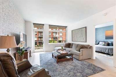 Hoboken Condo/Townhouse For Sale: 1400 Hudson St #517