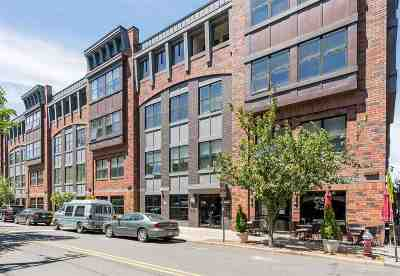 Jersey City Condo/Townhouse For Sale: 187 Warren St #308