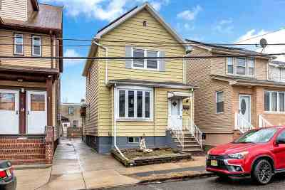 Kearny Single Family Home For Sale: 310 Stewart Ave