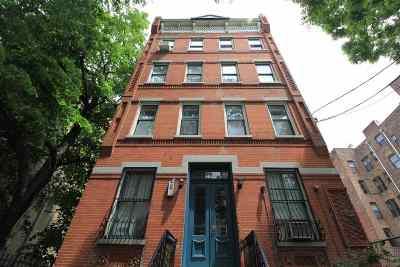 Jersey City Condo/Townhouse For Sale: 122 Bright St #1E