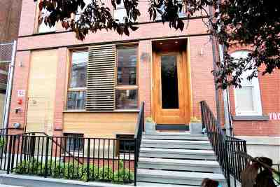 Jersey City Condo/Townhouse For Sale: 54 Bright St #4