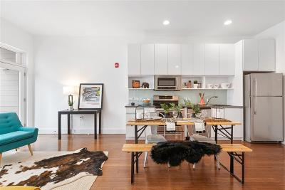 Jersey City Condo/Townhouse For Sale: 217 Newark Ave #209