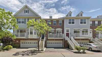 Jersey City Condo/Townhouse For Sale: 4 Ruby Ct