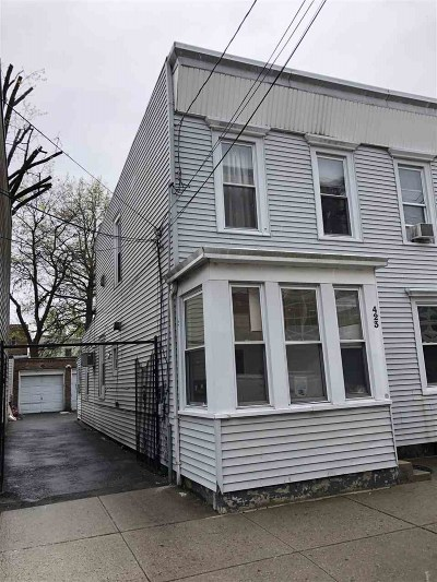 Guttenberg Multi Family Home For Sale: 423 68th St