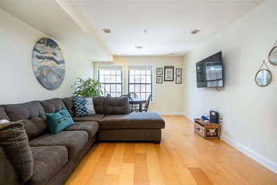 Guttenberg Condo/Townhouse For Sale: 125 70th St #3C