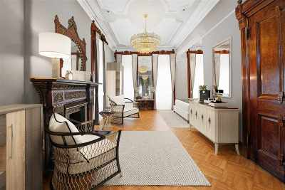 Hoboken Single Family Home For Sale: 638 Hudson St