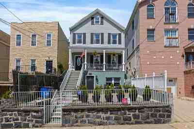 Jersey City Single Family Home For Sale: 357 Webster Ave