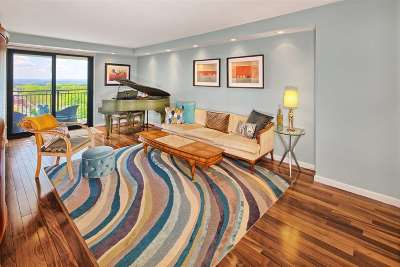 North Bergen Condo/Townhouse For Sale: 7855 Blvd East #19H