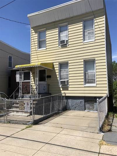 Jersey City Single Family Home For Sale: 411 Liberty Ave