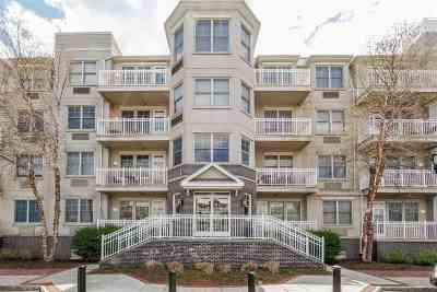 Jersey City Condo/Townhouse For Sale: 4 Constellation Pl #103