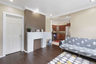 Jersey City Multi Family Home For Sale: 48 Ravine Ave