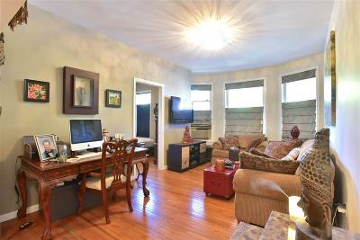 Weehawken Condo/Townhouse For Sale: 720 Blvd East #1W
