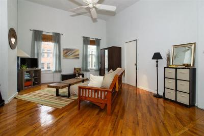 Hoboken Condo/Townhouse For Sale: 77 Monroe St #3
