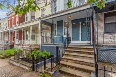 Jersey City Multi Family Home For Sale: 75 Oak St