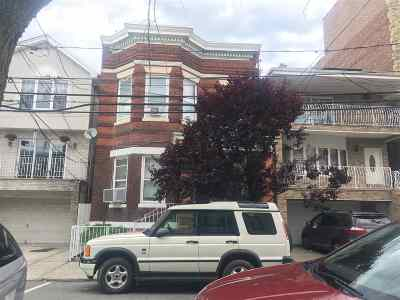 West New York NJ Multi Family Home For Sale: $450,000
