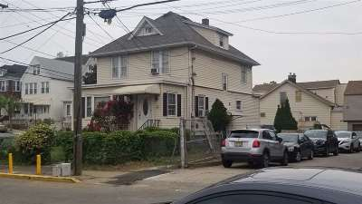 North Bergen Single Family Home For Sale: 912 74th St