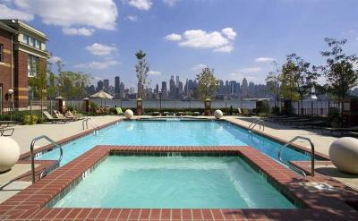 West New York Condo/Townhouse For Sale: 26 Avenue At Port Imperial #137