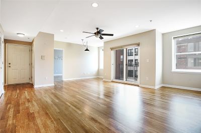 Hoboken Condo/Townhouse For Sale: 119 Madison St #4W