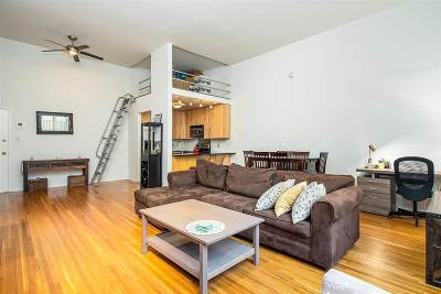 Hoboken Condo/Townhouse For Sale: 450 7th St #3G
