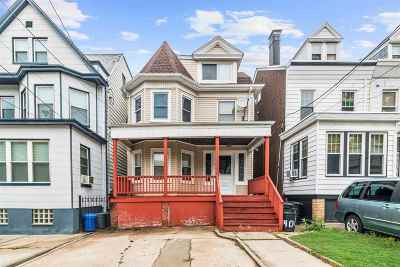 Jersey City Single Family Home For Sale: 406 Fairmount Ave