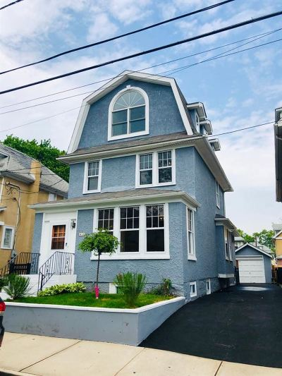 North Bergen Single Family Home For Sale: 412 77th St