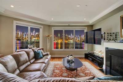 Weehawken Condo/Townhouse For Sale: 250 Henley Pl #402