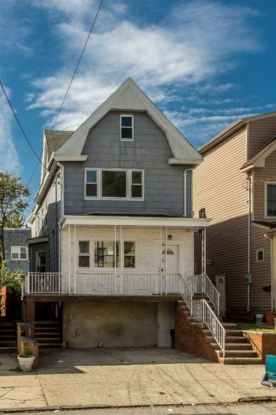 Bayonne Multi Family Home For Sale: 34 West 50th St