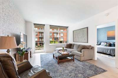 Hoboken Condo/Townhouse For Sale: 1400 Hudson St #517