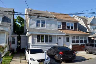 Bayonne Single Family Home For Sale: 6 Marion Ct
