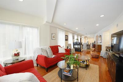 Hoboken Condo/Townhouse For Sale: 464 Newark St #4