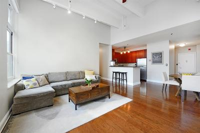 Hoboken Condo/Townhouse For Sale: 1500 Washington St #5X