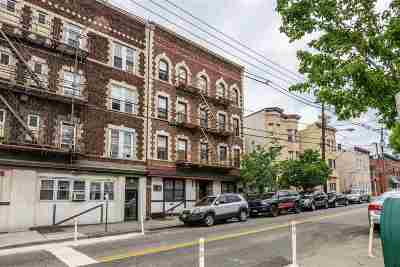Jersey City Condo/Townhouse For Sale: 1093 Summit Ave #4 (203)