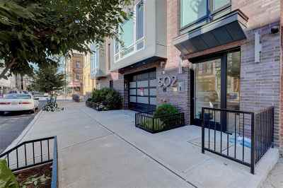 Hoboken Condo/Townhouse For Sale: 502 Monroe St #3A