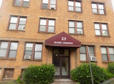 Jersey City Condo/Townhouse For Sale: 23 Belvidere Ave #35