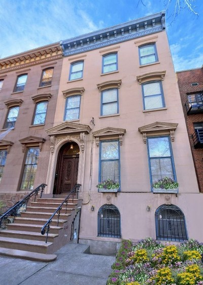 Jersey City Multi Family Home For Sale: 293 York St