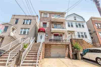Jersey City Multi Family Home For Sale: 576 Liberty Ave