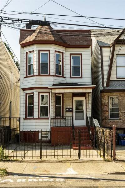 Jersey City Multi Family Home For Sale: 25 Gautier Ave