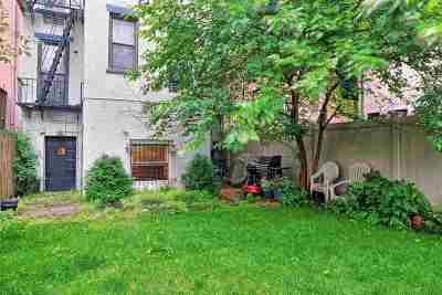 Hoboken Condo/Townhouse For Sale: 79 Garden St #A
