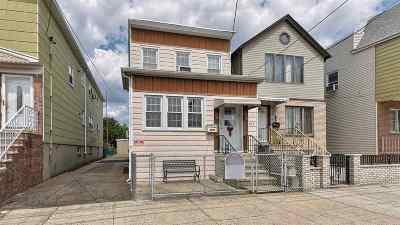 Bayonne Single Family Home For Sale: 575 Avenue A