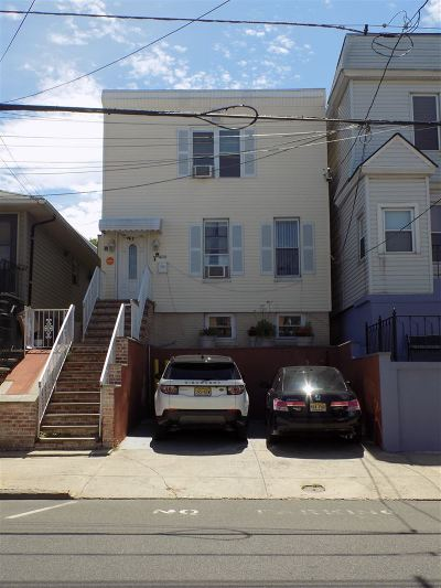 Jersey City Multi Family Home For Sale: 400 Liberty Ave