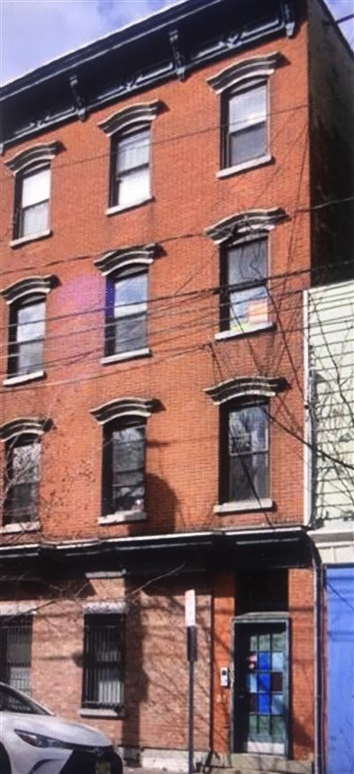 Jersey City Multi Family Home For Sale: 387 Monmouth St